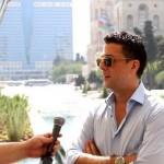 Ekskluzivno iz Bakua! Željko Joksimović: Očekujem pobedu! (video)