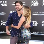 "Ashley Tisdale i Zac Efron: Zajedno na premijeri ""Rock of Ages"""