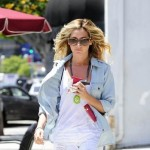 Ashley Tisdale: Šik plavuša