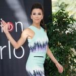 Eva Longoria: Tesna haljina i pastelne boje