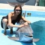 Delfin čudotvorac: Naterao Victoriu Beckham da se nasmeje!
