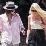 Ipak nije sa Johnny Deppom: Amber Heard srećna u društvu svoje devojke