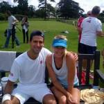 Nole i Marija: Zajedničke pripreme za Olimpijadu