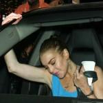 Lindsay Lohan izazvala još jednu saobraćajnu nesreću!