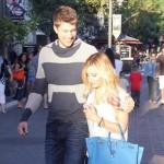 Samo je on zanima! Ashley Tisdale u romantičnoj šetnji s dečkom
