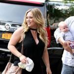 Srećna porodica u Njujorku: Hilary Duff, Mike Comrie i Luca