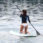 Prezgodna: Eva Longoria potražila osveženje u Malibuu