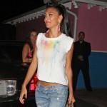 Ni Nicole Scherzinger nije odolela trendu neonskih boja