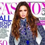 Nina Dobrev stigla na naslovnu stranu Fashion magazina