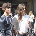 Louis i Eleanor posetili Olimpijski stadion