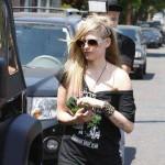 Ni Avril Lavigne ne može da odoli dobrom šopingu