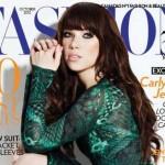 Carly Rae Jepsen u modnom editorijalu za Fashion