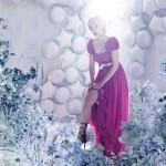 Romantična devojka: Elizabeth Olsen u neobičnom editorijalu