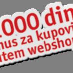 mt:s nagrađuje kupovinu putem Web Shop-a