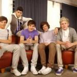 MTV VMA: One Direction kao živi zid između Rihanne i Chrisa Browna?