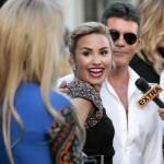 Demi Lovato i Simon Cowell: Rat rečima i u tok šou