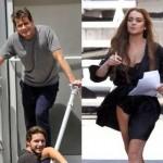 "Dan bez incidenata: LiLo i Charlie Sheen počeli snimanje ""Mrak filma 5″"