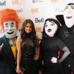 """Prelep osmeh: Selena Gomez na premijeri film """"Hotel Transylvania"""""""