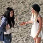 "Selena Gomez i Ashley Tisdale: Zajedno na snimanju ""Getawaya"""