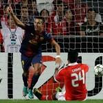Liga šampiona: Barselona bez problema u Lisabonu