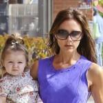 Ambiciozna mama: Victoria Beckham već vodi kćerkicu na časove baleta