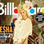 Ke$ha stigla i na naslovnicu Billboarda