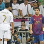 El Clasico: Messi 2, Ronaldo 2