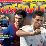 ScreenFun #90: Messi protiv Ronalda, Justin Bieber u najboljoj sportskoj simulaciji svih vremena!