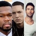 Kakva kombinacija! 50 Cent, Eminem i Adam Levine snimili zajednički  spot