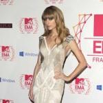 Taylor Swift: Najsjajnija zvezda na MTV EMA
