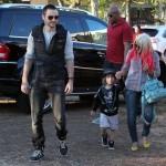 Christina Aguilera dozvoljava sinu da proba njene haljine