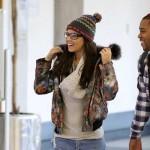 Cheryl Cole: Osmesi na aerodromu