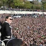 Psy i Gangnam Style: Nezapamćeni flešmob uz Ajfelov toranj!