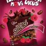 Čoko Smoki Malina – Hrskavi slatkiš iz Štarka