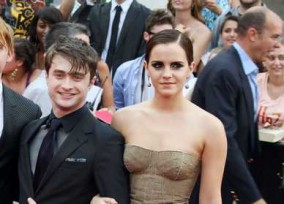 The Final Harry Potter Film Premieres In NYC