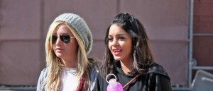 Ashley Tisdale And Vanessa Hudgens Get Ready To Dance