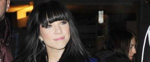Carly Rae Jepsen Stops By The BBC Radio One