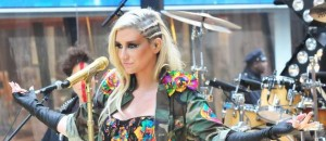 Kesha Performs On 'The Today Show'