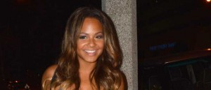 Christina Milian Is Ready To Celebrate Her Mom's Birthday