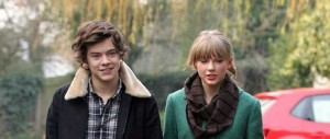 Exclusive... Taylor Swift Gets A Birthday Lunch With Harry Styles NO INTERNET USE WITHOUT PRIOR AGREEMENT