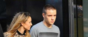 Liam Payne and Danielle Peazer shopped at H. Stern Jewelry store in Manhattan