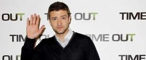 "Justin Timberlake and Amanda Seyfried Attend ""Timeout"" Photocall in Paris"