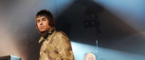 Liam Gallagher Performing Live In Concert With His New Band Beady Eye In Munich (USA & OZ RIGHTS ONLY)
