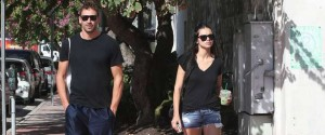 Adriana Lima & Marko Make A Starbucks Run