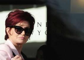 Sharon Osbourne Shops Barney's New York