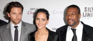 Silver Linings Playbook Special Screening in Beverly Hills
