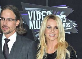 Britney Spears & Jason Trawick Call It Quits **FILE PHOTOS**