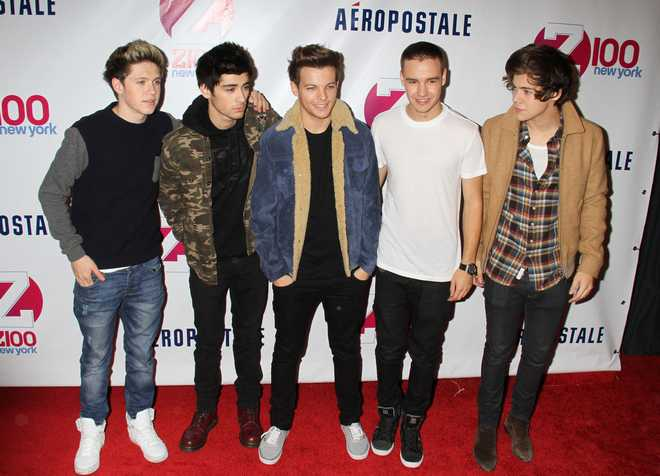 Z100's Jingle Ball 2012 Presented By Aeropostale
