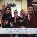 """Šta je za vas ljubav?! CPG i zvezde """"Prvog glasa Srbije"""" žele vam srećan Dan zaljubljenih!"""