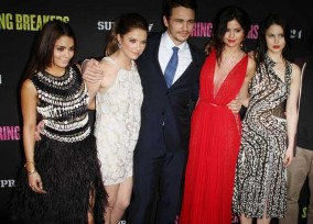 Spring Breakers Premieres in LA